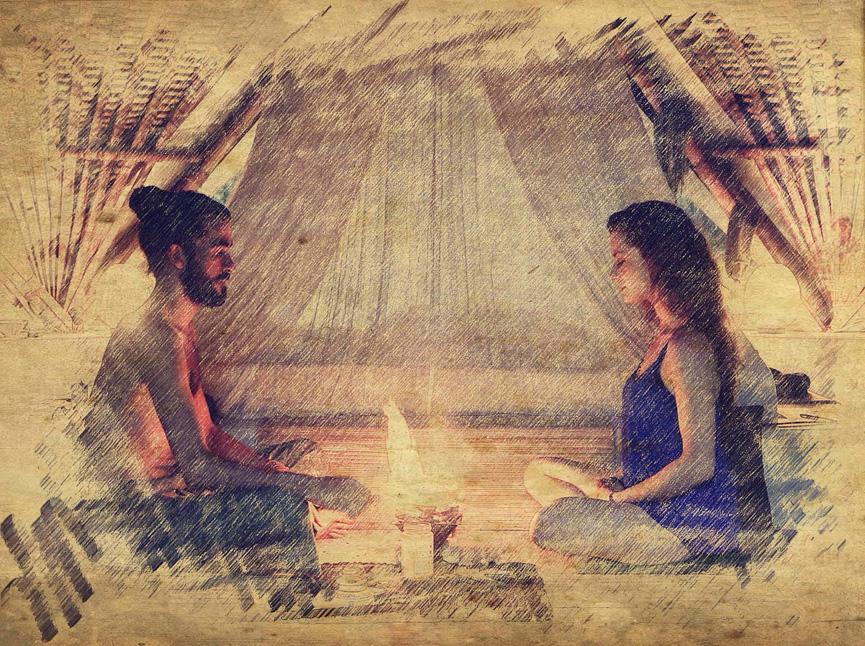 Sacred Ceremony - agne hotra